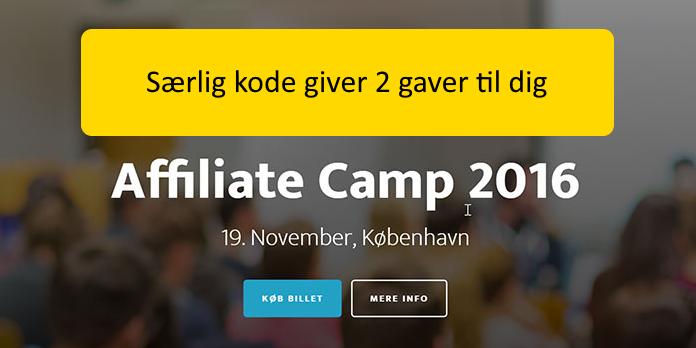 affiliate camp 2016