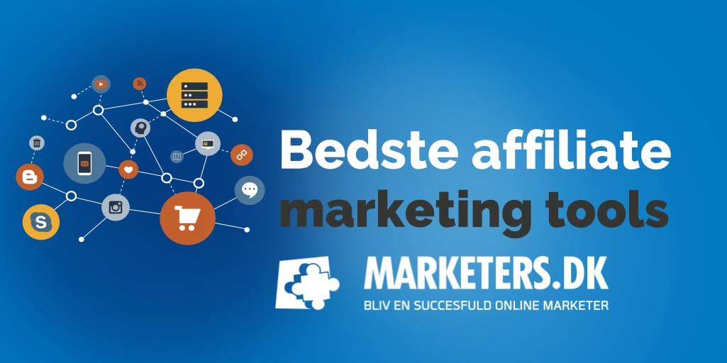 bedste affiliate marketing tools lige nu