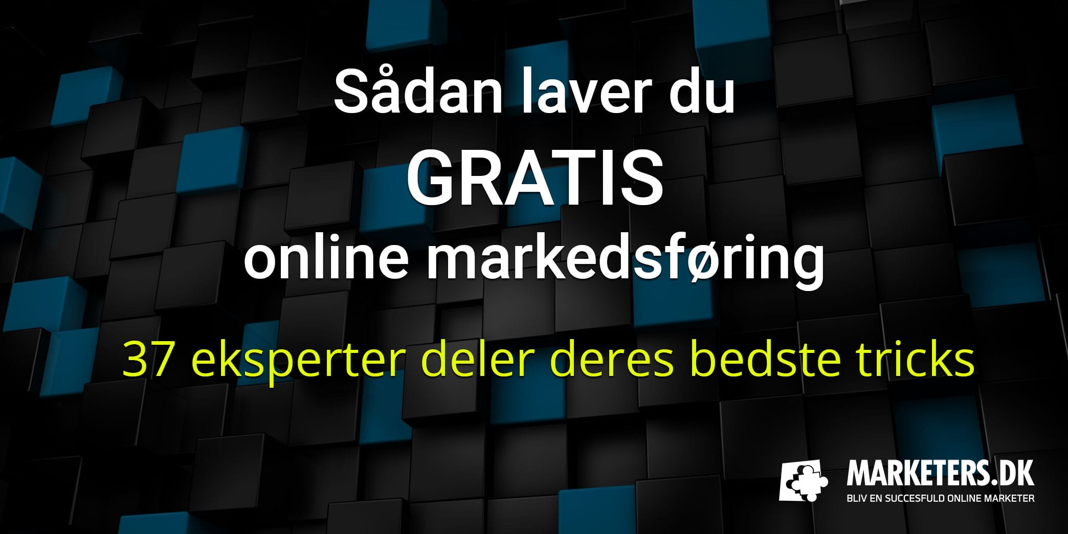 4f12ca0a155 Marketers Online Markedsførings blog - SEO, SEM, CRO, PPC mv.