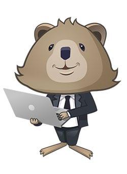 Mark skriver indhold til sine forskellige affiliate sider