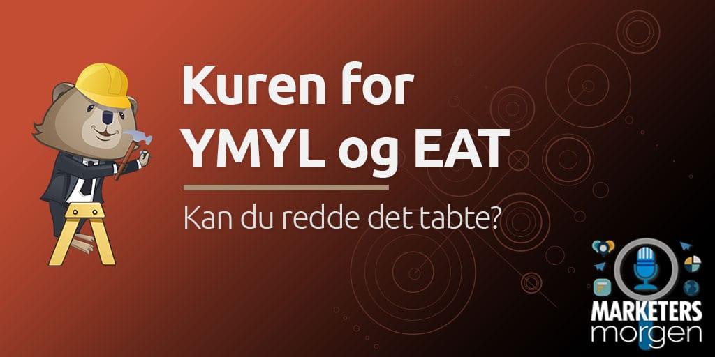 Kuren for YMYL og EAT