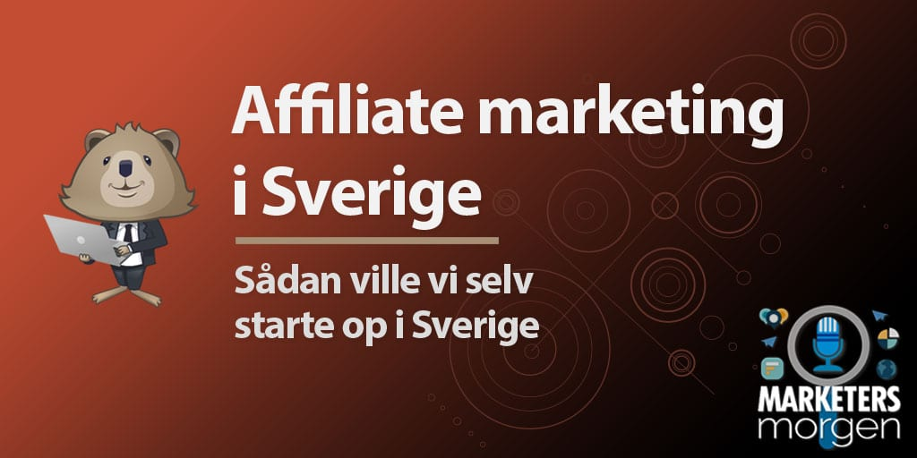 Affiliate marketing i Sverige
