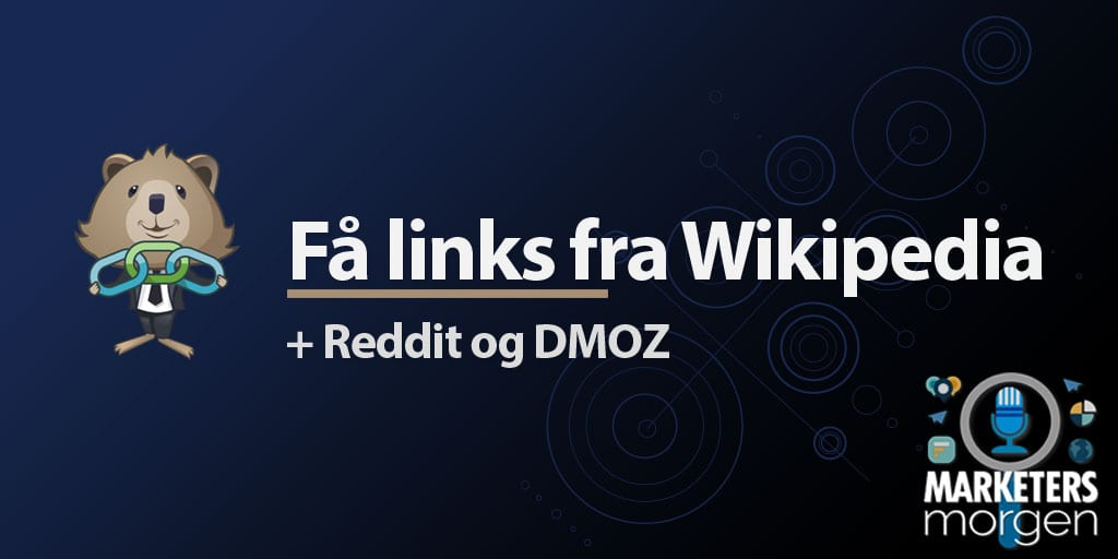 Få links fra Wikipedia