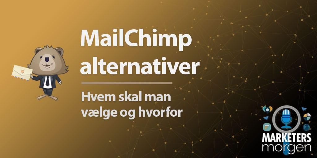 MailChimp alternativer