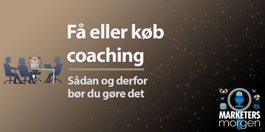 Få eller køb coaching