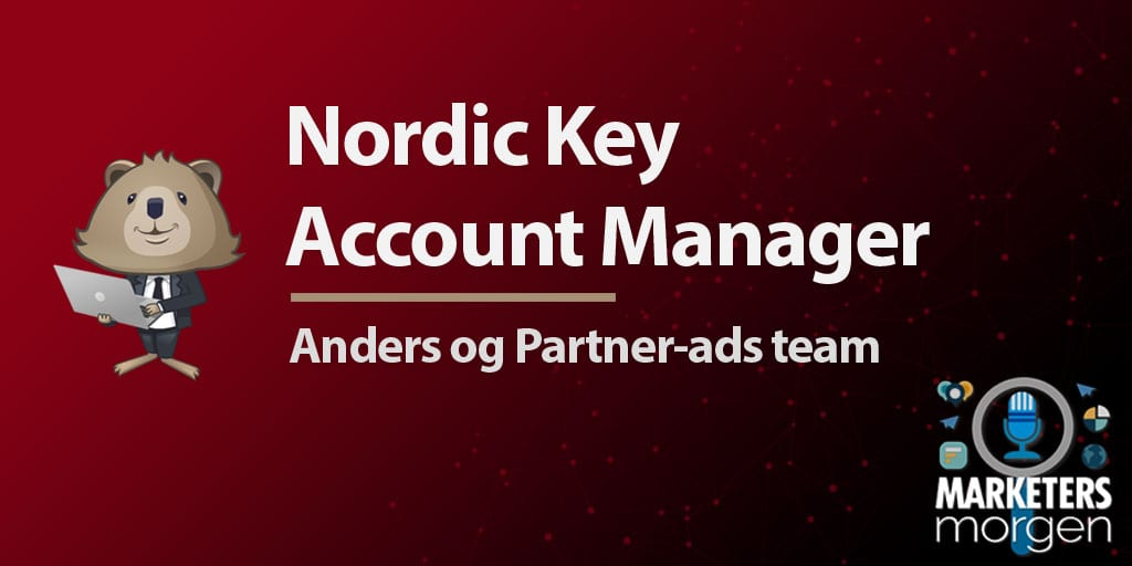 Nordic Key Account Manager