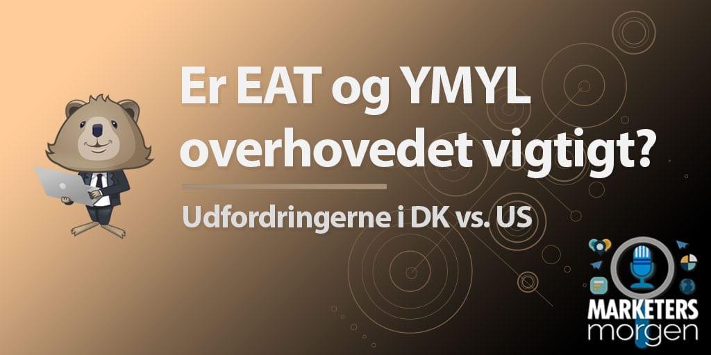 Er EAT og YMYL overhovedet vigtigt?