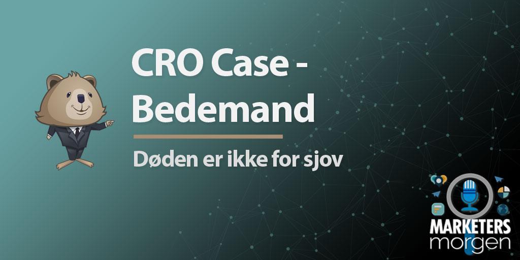 CRO Case - Bedemand