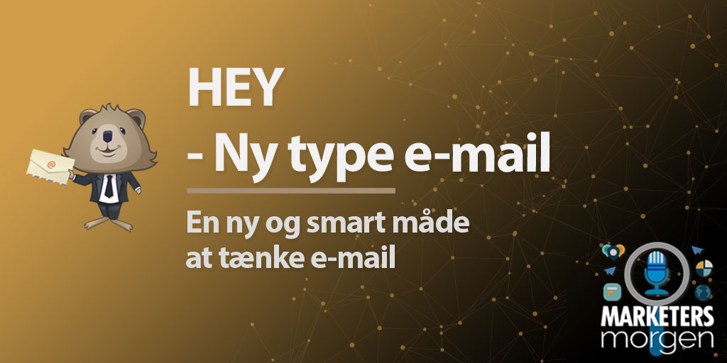 HEY - Ny type e-mail