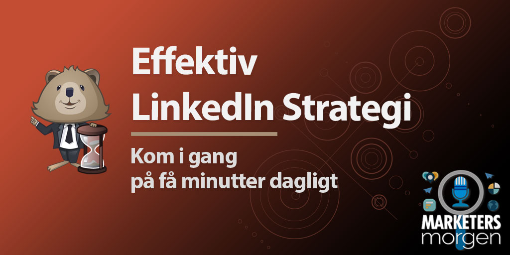 Effektiv LinkedIn Strategi