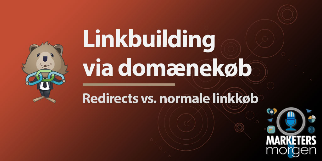 Linkbuilding via domænekøb