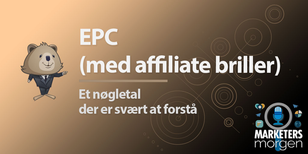 EPC (med affiliate briller)