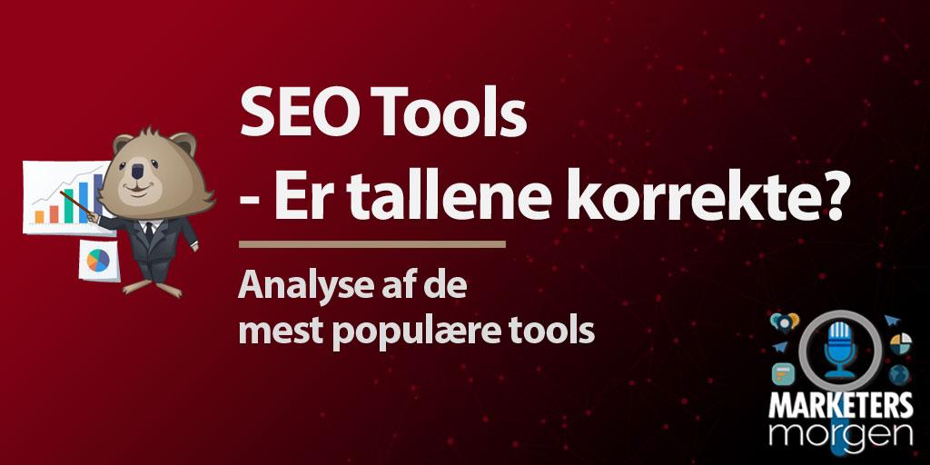 SEO Tools - Er tallene korrekte?