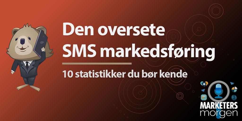 Den oversete SMS markedsføring