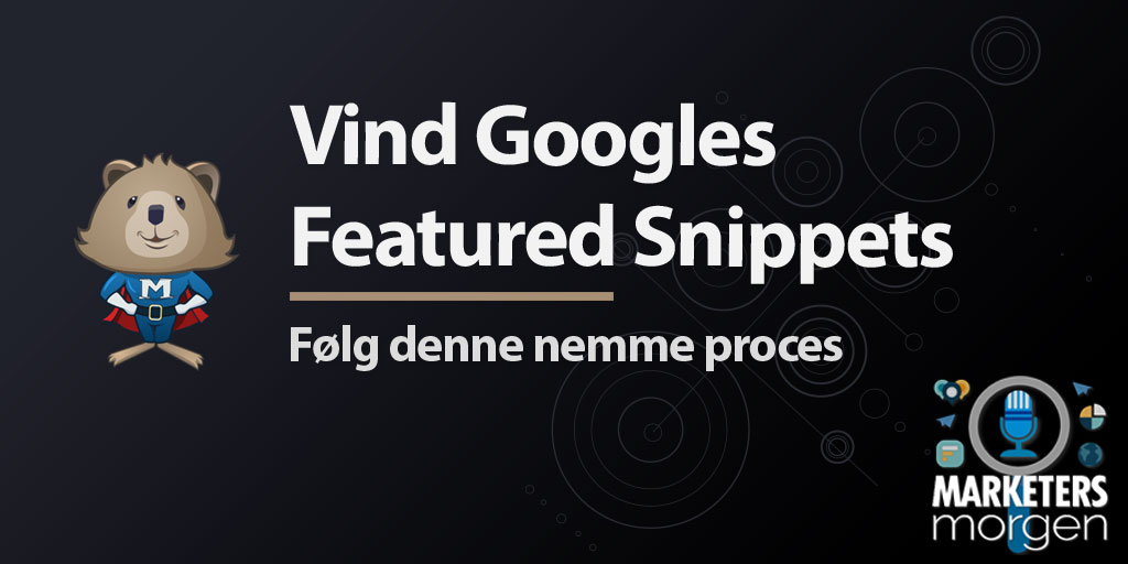 Vind Googles Featured Snippets