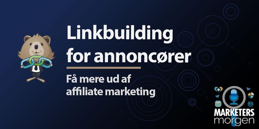 Linkbuilding for annoncører