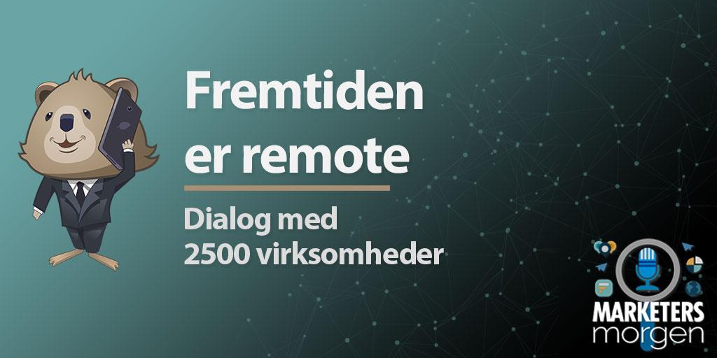 Fremtiden er remote