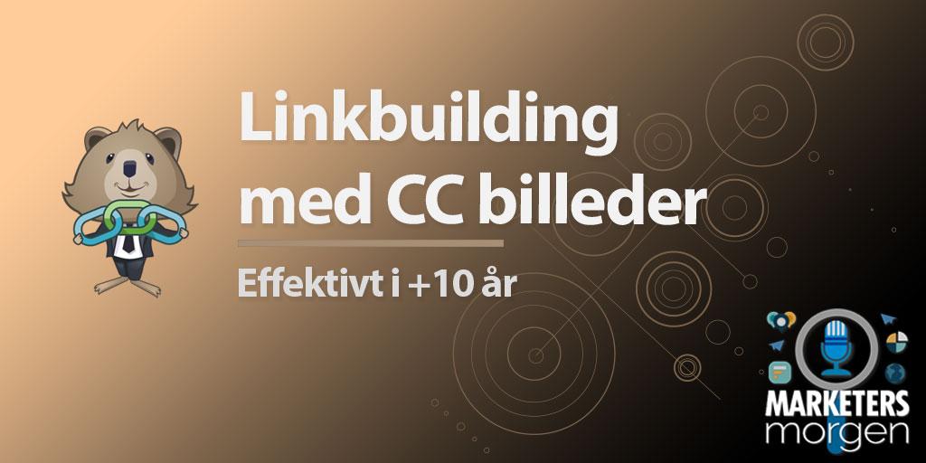Linkbuilding med CC billeder