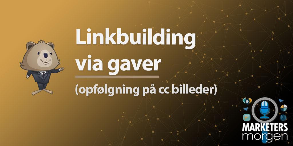 Linkbuilding via gaver