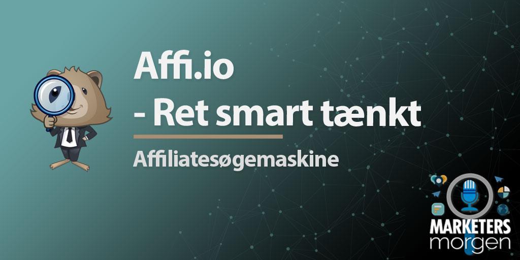 Affi.io - Ret smart tænkt