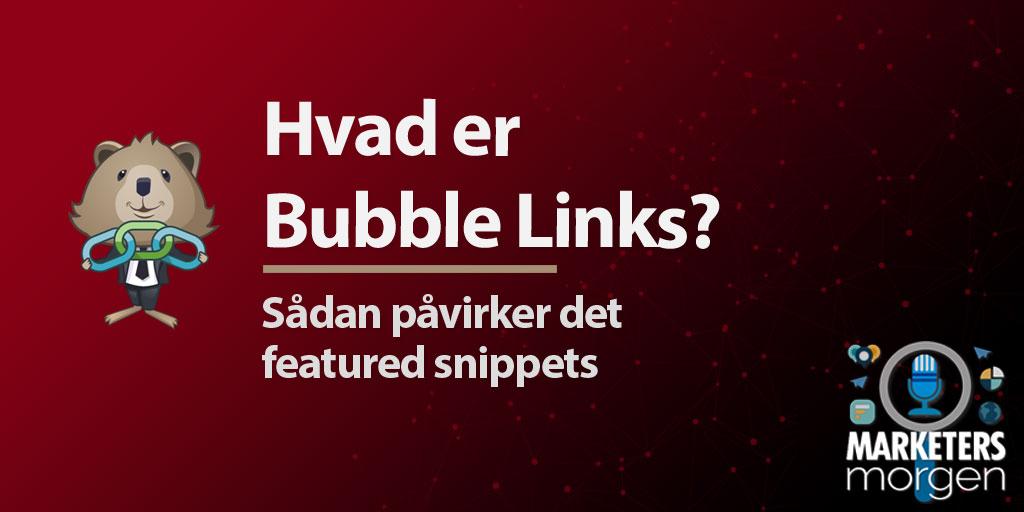 Hvad er Bubble Links?